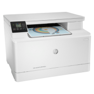 Multifunctional Laser Color HP LaserJet Pro M182n, Retea, A4
