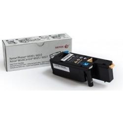Cartus Toner Cyan 106r02760 1k Sn Original Xerox Phaser 6020bi