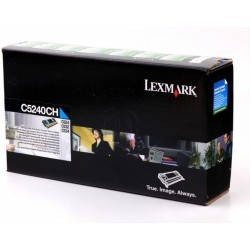 Cartus Toner Lexmark C5240CH