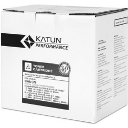 Canon Irc 2880 Cartus Toner C-exv21bk Black (575g) Compatibil Katun Business