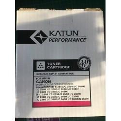 Canon Irc 2880 Cartus Toner C-exv21m Magenta (260g) Compatibil Katun Business