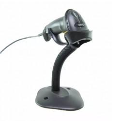 Cititor Coduri De Bare Motorola Symbol Ls2208, Serial, Stand, Negru