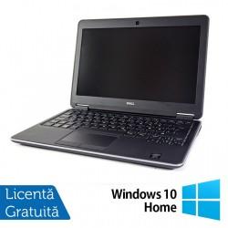 Laptop DELL Latitude E7240, Intel Core i5-4300U 1.90GHz, 8GB DDR3, 120GB SSD, 12.5 Inch, Webcam + Windows 10 Home - ShopTei.ro