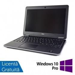 Laptop DELL Latitude E7240, Intel Core i5-4300U 1.90GHz, 8GB DDR3, 120GB SSD, 12.5 Inch, Webcam + Windows 10 Pro - ShopTei.ro