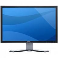Monitor Dell UltraSharp 2407WFP 24 Inch, LCD, 1920 x 1200, 6 ms timp de raspuns, 16:10, Grad A-