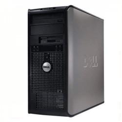 Calculator Dell OptiPlex 755 Tower, Intel Core 2 Duo E7200 2.53GHz, 2GB DDR2, 250GB SATA, DVD-RW - ShopTei.ro