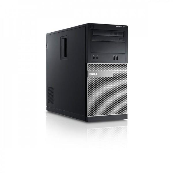 Calculator DELL Optiplex 390 Tower, Intel i3-2100 3.10GHz, 4GB DDR3, 250GB SATA, DVD-RW - ShopTei.ro