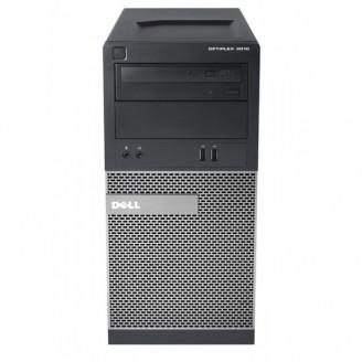 Dell OptiPlex 3010 Tower, Intel i3-3220 3.30GHz, 4GB DDR3, 250GB SATA