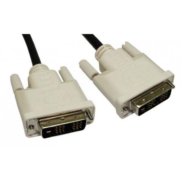 Cablu video DVI - DVI, 1.80 m - ShopTei.ro