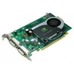 Placa video Nvidia Quadro FX 1700, 512MB DDR2, 128 bit, 2 x DVI