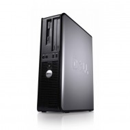 Calculator Dell Optiplex 360 Desktop, Intel Core 2 Duo E7500 2.93GHz, 4GB DDR2, 80GB SATA, DVD-ROM