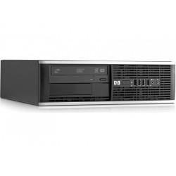 Calculator HP Compaq 6000 SFF, Intel Core 2 Duo E7500 2.93GHz, 4GB DDR3, 320GB SATA, DVD-RW - ShopTei.ro