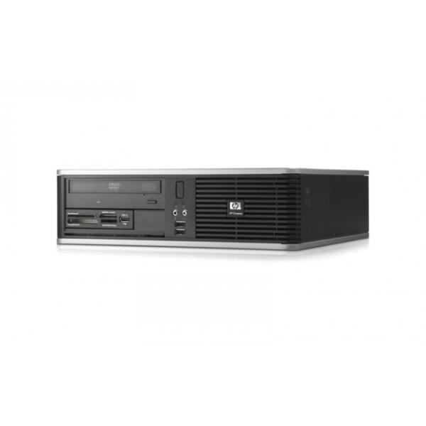 Calculator HP DC5850, AMD Athlon 64 X2 5200B 2.70GHz, 4GB DDR2, 160GB SATA, DVD-RW - ShopTei.ro