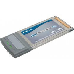 Card Wireless Laptop, D-Link AirPremier AG DWL-AG660, 802.11a/g Tri-Mode Dualband, Type II CardBus, Nou - ShopTei.ro