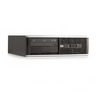 Calculator HP 6005 SFF, AMD Athlon II x2 B22 2.80GHz, 4GB DDR3, 250GB SATA, DVD-RW