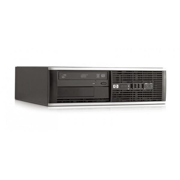 Calculator HP 6005 SFF, AMD Athlon II x2 215 2.70GHz, 4GB DDR3, 250GB SATA, DVD-RW - ShopTei.ro