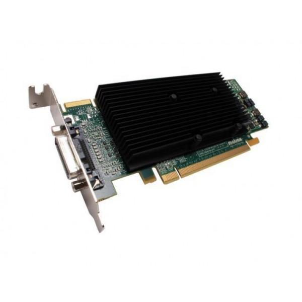 Placa video Matrox M9120-E512LPUF, 512MB GDDR2, 64 Bit, Low Profile + Cablu DMS-59 cu doua iesiri VGA - ShopTei.ro