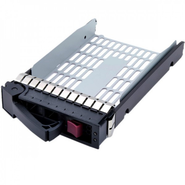 Caddy/Sertar Hard Disk HP, 3.5 inch, compatibil cu servere si storageworks din seriile DL, ML si Proliant - ShopTei.ro