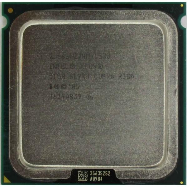 Procesor Server Intel Xeon Dual Core 5150, 2660Mhz, 1333Mhz FSB, Socket LGA771, 64 -bit - ShopTei.ro