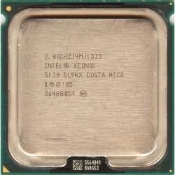 Procesor Intel Xeon Dual Core 5130, 2000Mhz, 64-bit, Socket LGA771, 1333Mhz FSB - ShopTei.ro