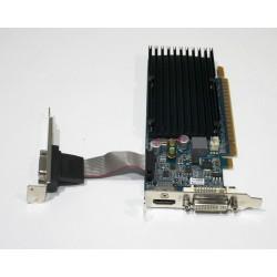 Placa Video Nvidia 8400 GS,512 MB/ 64 bit, PCI-Express 2.0, DVI, VGA, low profile design - ShopTei.ro
