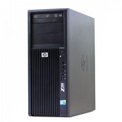 Workstation HP Z200 Tower, Intel Xeon Quad Core X3450 2.66GHz - 3.20GHz, 8GB DDR3, HDD 500GB, nVidia Quadro 2000/1GB, DVD-RW - ShopTei.ro