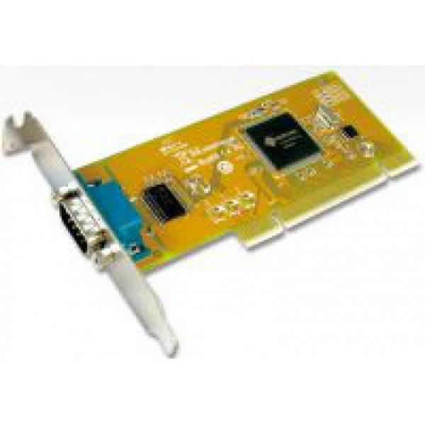 Port serial 9 pini, high profile, conexiune PCI - ShopTei.ro