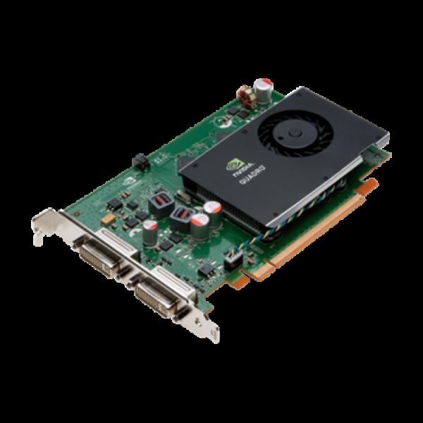 Placa video PCI-E nVidia Quadro FX 380 256MB 128-bit GDDR3 2 x DVI - ShopTei.ro