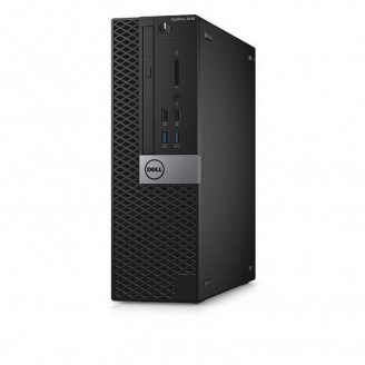 Calculator DELL Optiplex 5040 SFF, Intel Core i5-6400 2.70GHz, 8GB DDR3, 500GB SATA