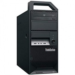 Workstation Lenovo ThinkStation E30 Tower, Intel Xeon Quad Core E3-1220 3.10GHz-3.40GHz, 8GB DDR3, 1TB SATA, Placa video Gaming AMD Radeon R7 350 4GB GDDR5 128-Bit, DVD-ROM - ShopTei.ro