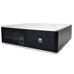 Calculator HP DC5800 SFF, Intel Core 2 Duo E8500 3.16GHz, 4GB DDR2, 250GB SATA, DVD-RW - ShopTei.ro