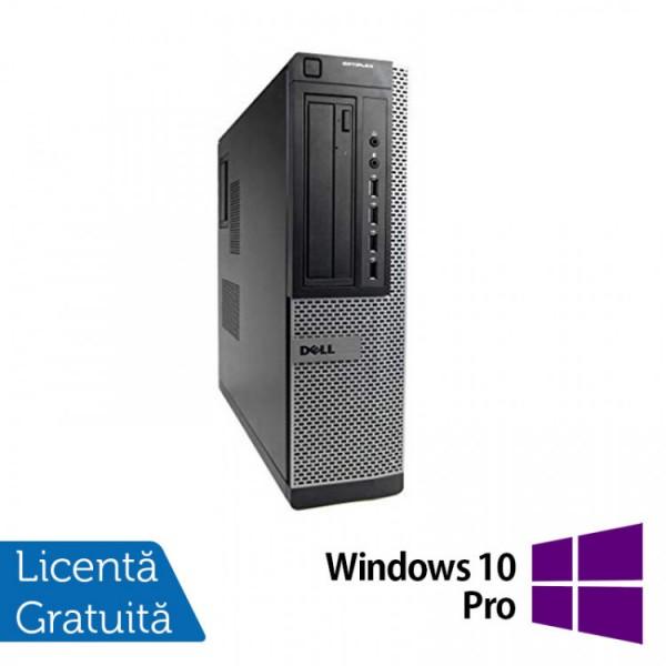 Calculator DELL OptiPlex 7010 Desktop, Intel Core i5-3550 3.30GHz, 4GB DDR3, 500GB SATA, DVD-RW + Windows 10 Pro - ShopTei.ro