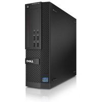 Calculator DELL OptiPlex XE2 SFF, Intel Core i3-4130 3.40GHz, 4GB DDR3, 500GB SATA, DVD-RW