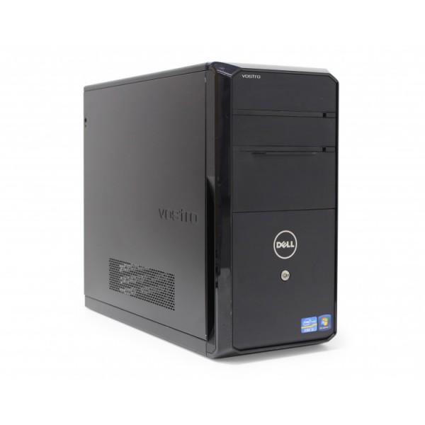 Calculator DELL Vostro 460 Tower, Intel Core i7-2600 3.40GHz, 4GB DDR3, 500GB SATA, DVD-RW - ShopTei.ro