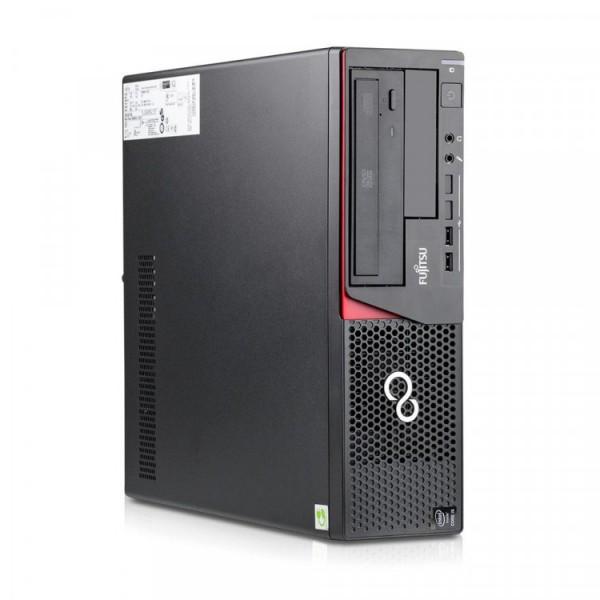 Calculator FUJITSU SIEMENS E720 Desktop, Intel Core i3-4170 3.70GHz, 8GB DDR3, 120GB SSD, DVD-RW - ShopTei.ro