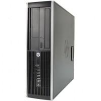 Calculator HP Compaq 6200 Pro SFF, Intel Core i3-2100 3.10GHz, 4GB DDR3, 500GB SATA, DVD-RW