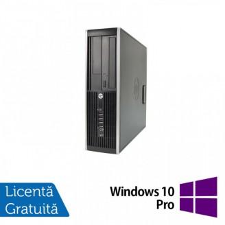 Calculator HP Compaq Elite 8300 SFF, Intel Core i7-3770 3.40GHz, 4GB DDR3, 1TB SATA, DVD-ROM + Windows 10 Pro