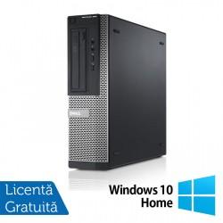 Calculator DELL OptiPlex 3010 Desktop, Intel Core i3-3220 3.30GHz, 4GB DDR3, 250GB SATA, DVD-RW + Windows 10 Home - ShopTei.ro