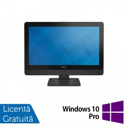 All In One DELL 9030, 23 Inch Full HD, Intel Core i5-4690S 3.20GHz, 4GB DDR3, 120GB SSD + Windows 10 Pro