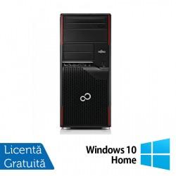 Calculator Fujitsu Celsius W420 Tower, Intel Core i7-3770 3.40GHz, 8GB DDR3, 500GB SATA, DVD-RW + Windows 10 Home