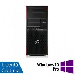 Calculator Fujitsu Celsius W420 Tower, Intel Core i5-3570 3.40GHz, 4GB DDR3, 500GB SATA, DVD-RW + Windows 10 Pro