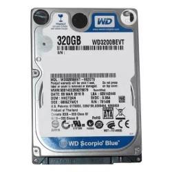 HDD 320 GB 2.5 laptop - ShopTei.ro