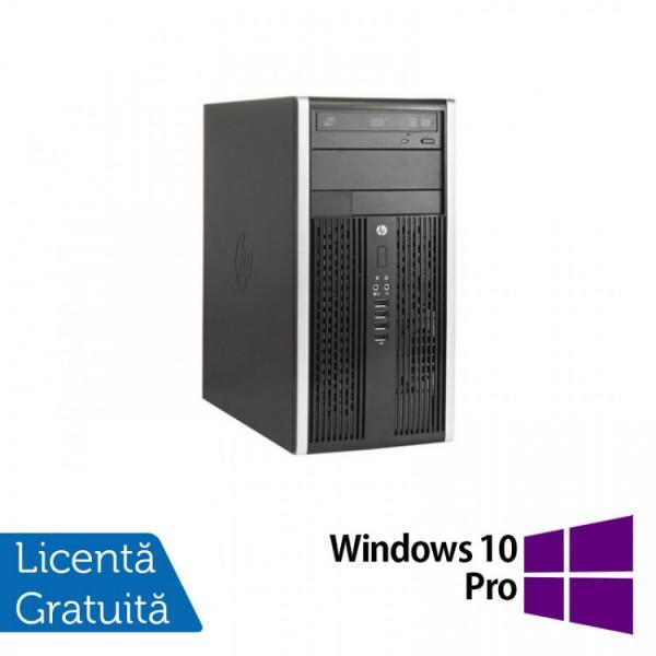 Calculator HP 8300 Elite MT, Intel Core i5-3470 3.20GHz, 4GB DDR3, 500GB SATA, DVD-RW + Windows 10 Pro - ShopTei.ro