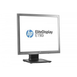 Monitor HP EliteDisplay E190i, 19 Inch IPS LED, 1280 x 1024, VGA, DVI, DisplayPort, USB