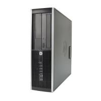 Calculator HP Compaq Elite 8300 SFF, Intel Core i5-3470 3.20GHz, 4GB DDR3, 500GB SATA, DVD-RW