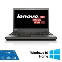 Laptop LENOVO ThinkPad L540, Intel Core i3-4000M 2.40GHz, 4GB DDR3, 120GB SSD, DVD-RW, 15.6 Inch, Webcam, Tastatura Numerica + Windows 10 Home - ShopTei.ro