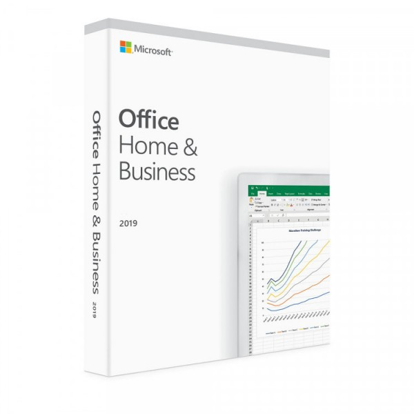 Licenta retail Microsoft Office 2019 Home and Business 32-bit/x64 English - ShopTei.ro