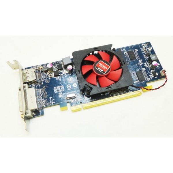 Placa video PCI-E ATI HD7470 , 1GB, GDDR3, DVI, DisplayPort, Low Profile - ShopTei.ro