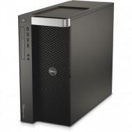 Workstation DELL Precision T7910 2x Intel Xeon Deca Core E5-2687W V3 3.1GHz-3.5GHz 25MB Cache, 32GB DDR4 ECC, 1x 480GB SSD + 1x 4TB HDD, Placa Video nVidia Quadro 6000 6GB GDDR5/384 bit
