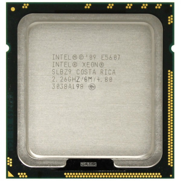Procesor Server Quad Core Intel Xeon E5607 2.26GHz, 8MB Cache - ShopTei.ro